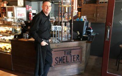 The Smelter Café needed a fire extinguisher, Do you?