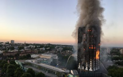 Lessons from the Grenfell Tower Fire in London June 2017