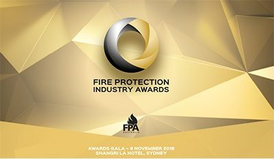 First SA Finalist in National Fire Protection Company of the Year